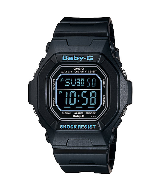 G-Shock Baby-G BG5600BK-1 Black G-Lide Digital Watch