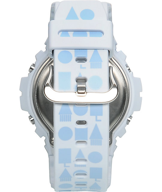 G-Shock DW6900AS-8 Aqua Team Hungerforce Digital Watch