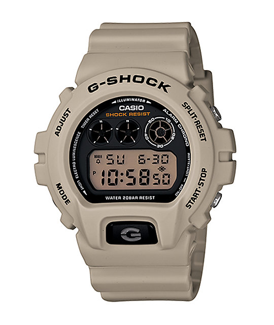 G-Shock DW6900SD-8 Military Sand Watch