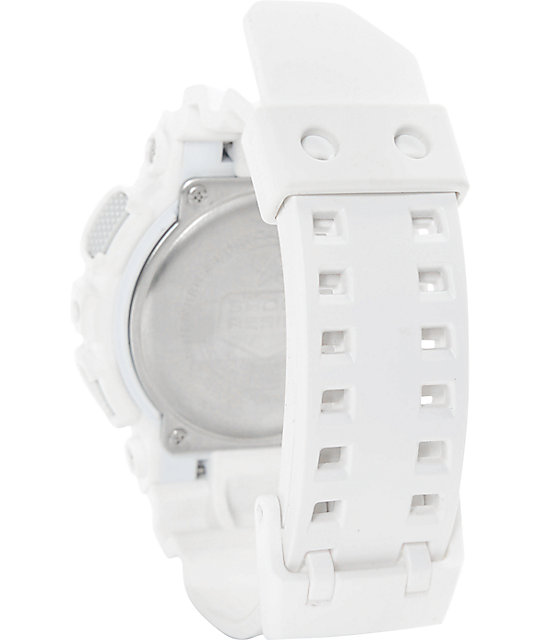 G-Shock G-Lide GAX100A-7A White Analog & Digital Watch