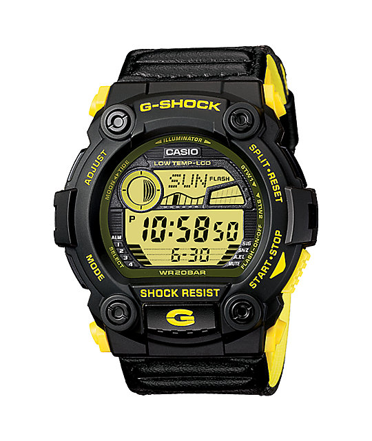 G-Shock G-Rescue G7900MS-3 Black Ballistic Ltd Ed Digital Watch