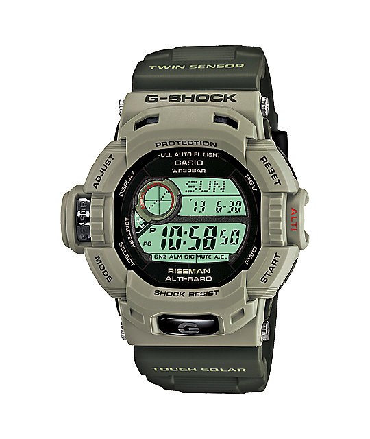 G-Shock G9200ER-3 Ltd Riseman Watch