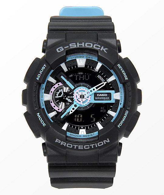 G-Shock GA110PC-1A 90's Pastel Watch