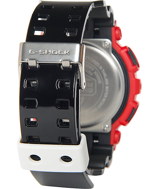 G-Shock GA110RD-4A Red Theme Watch