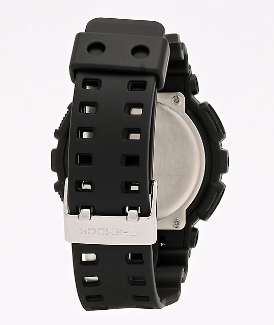 G-Shock GA140-1A1 Black & Grey Watch
