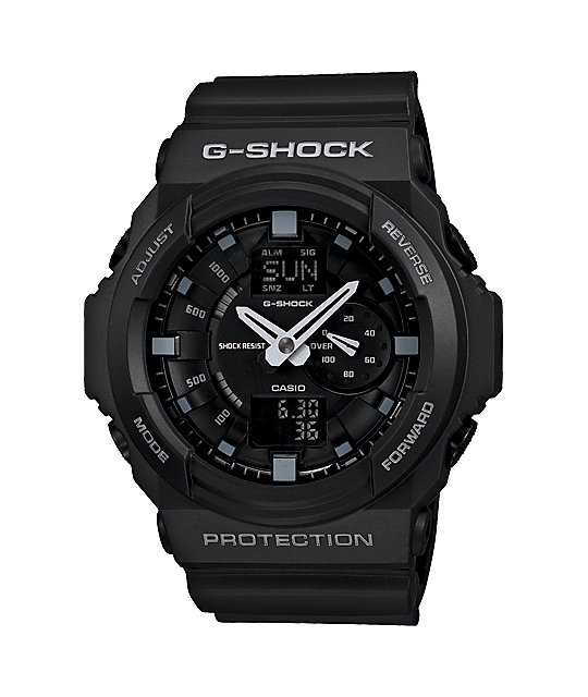 G-Shock GA150-1A Classic Matte Black Watch