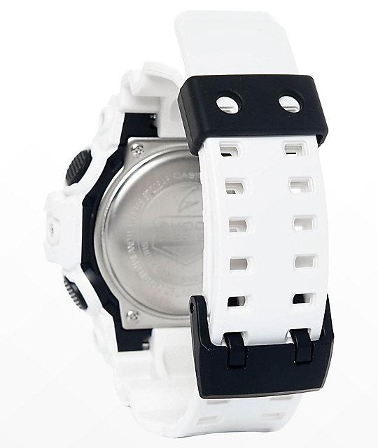 Shock Y Negro Blanco 7a G Reloj Ga700 En m0wnv8N