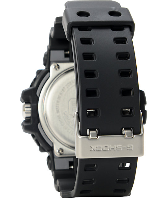 G-Shock GAC100 Black Band Chronograph Watch