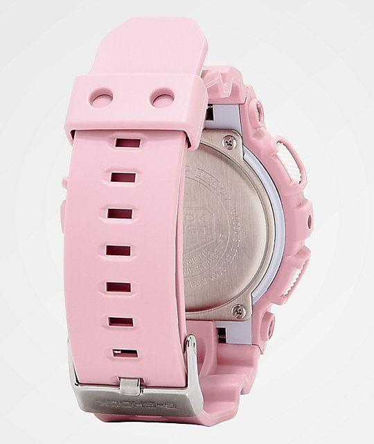 G-Shock GAX100CSA-2A Baby Pink Watch