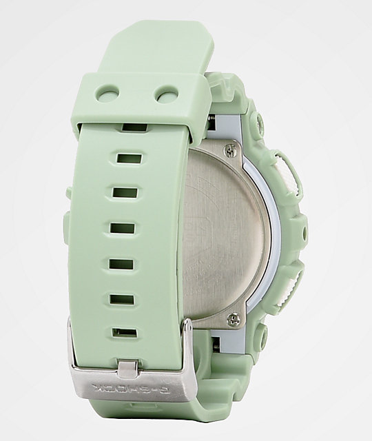 G-Shock GAX100CSA-2A Sea Foam Green Watch