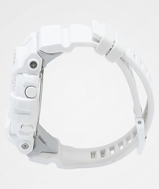 G-Shock GBA-800 All White Watch