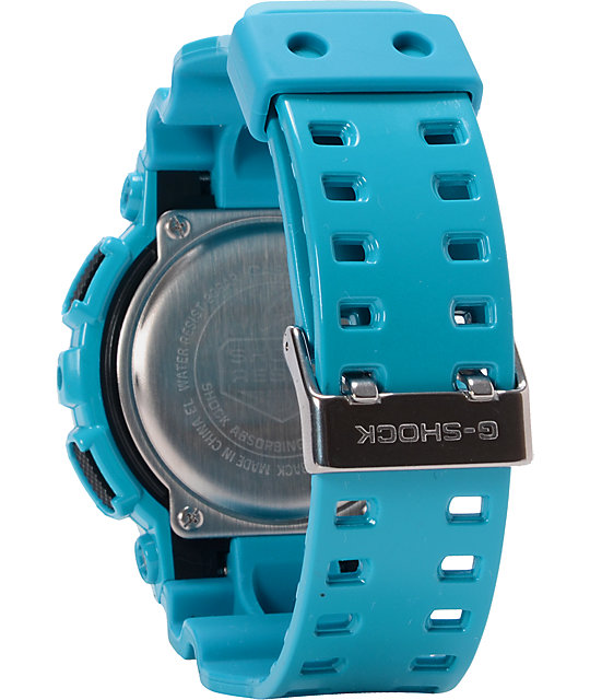 G-Shock GD110-2 Lap Memory 60 Blue Watch