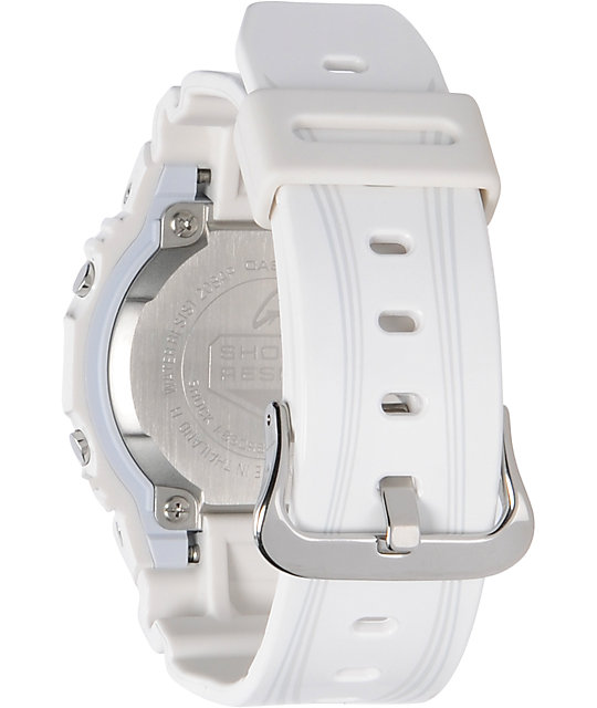 G-Shock GLX5600-7 G-Lide White Watch