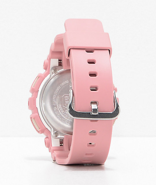 G-Shock GMAS120 Light Pink Watch