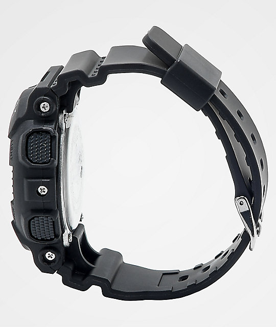 G-Shock GMAS130 All Black Watch