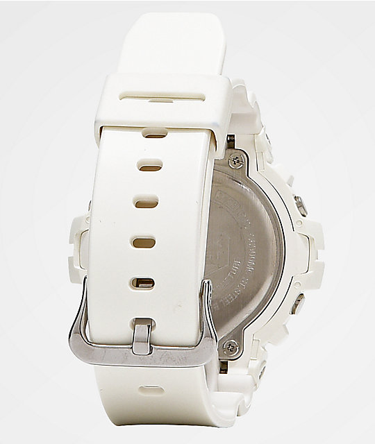 G-Shock GMD-S6900 White Military Color Digital Watch
