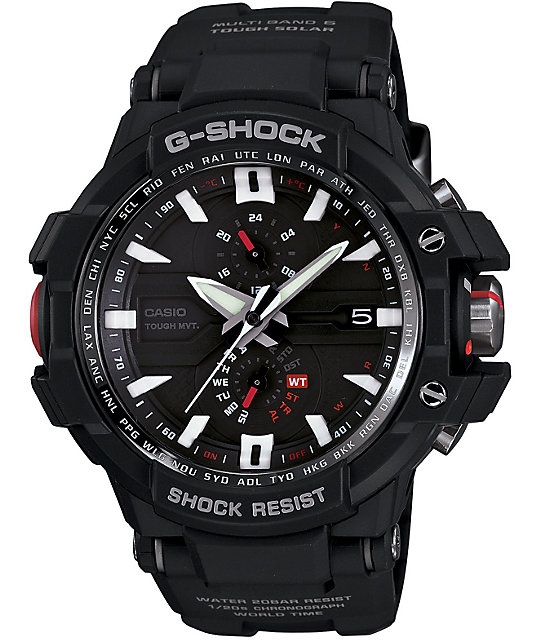 G-Shock GWA1000-1A G-Aviation Black Watch