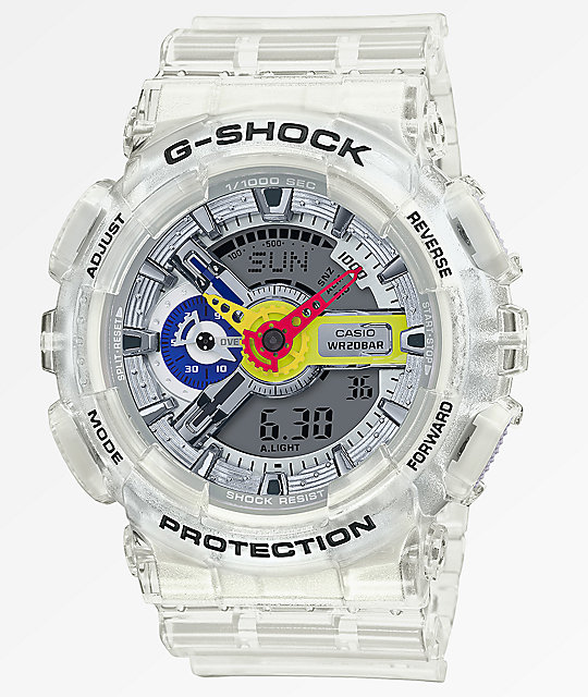 G-Shock x A$AP Ferg GA110 White Watch