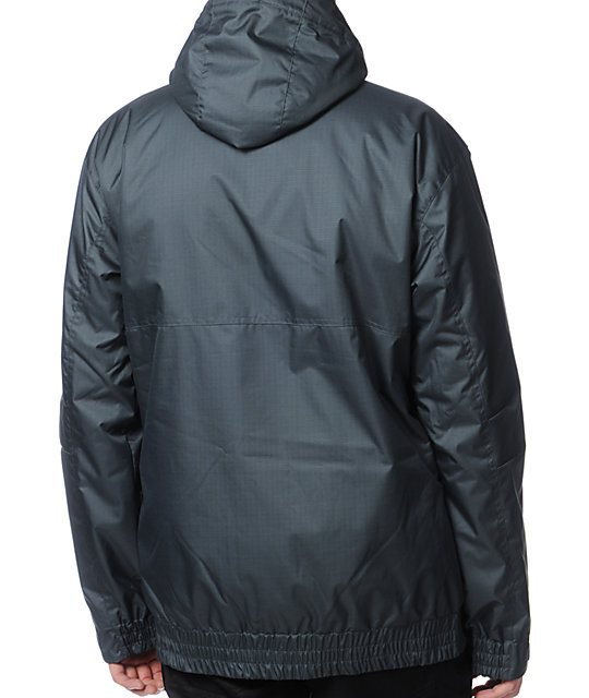 GNU Everyday Grey 8K Snowboard Jacket