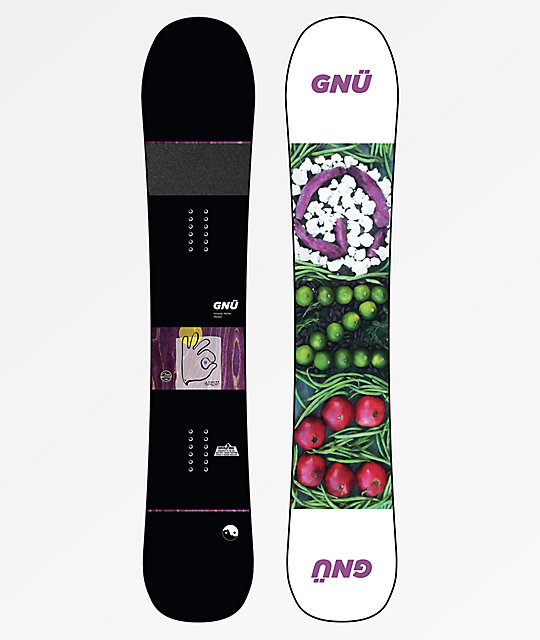 GNU Mullair 2020 tabla de snowboard