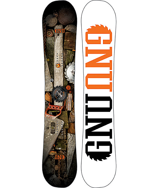 GNU Riders Choice 161.5cmcm Snowboard