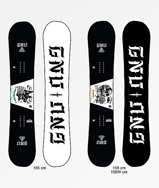 Best Snowboards 2020.Gnu Riders Choice Snowboard 2020