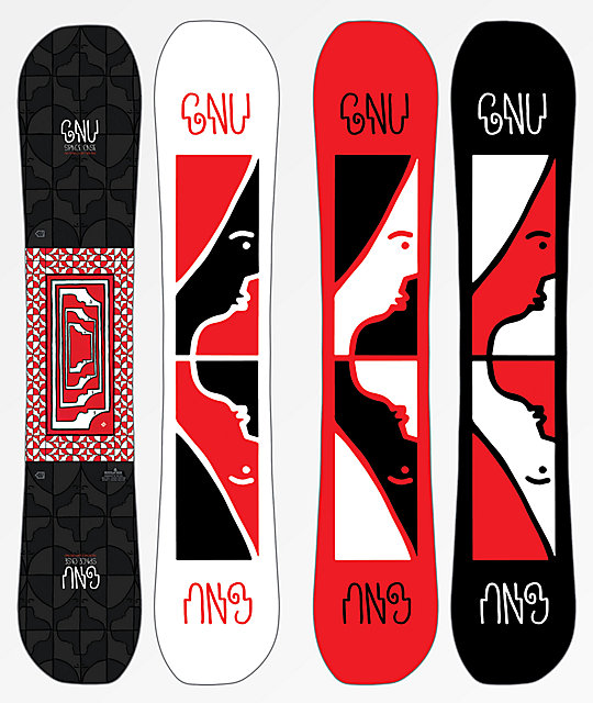 GNU Space Case 2019 tabla de snowboard
