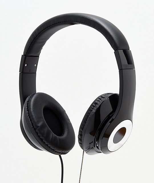 Gabba Goods Harmony auriculares negros con cable