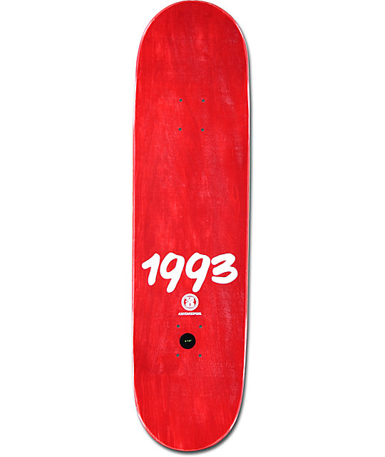 "Girl Howard One Off 8.5""  Skateboard Deck"