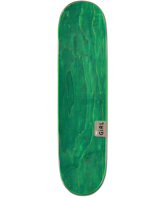 "Girl Koston On Exhibit 8.25""  Skateboard Deck"