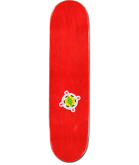 "Girl Malto Secret Spot 8.125""  Skateboard Deck"