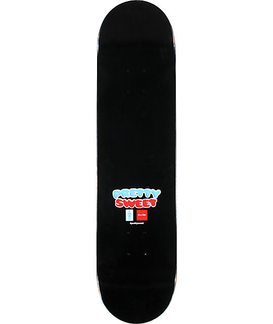 "Girl x Chocolate LTD Pretty Sweet 8.0""  Skateboard Deck"