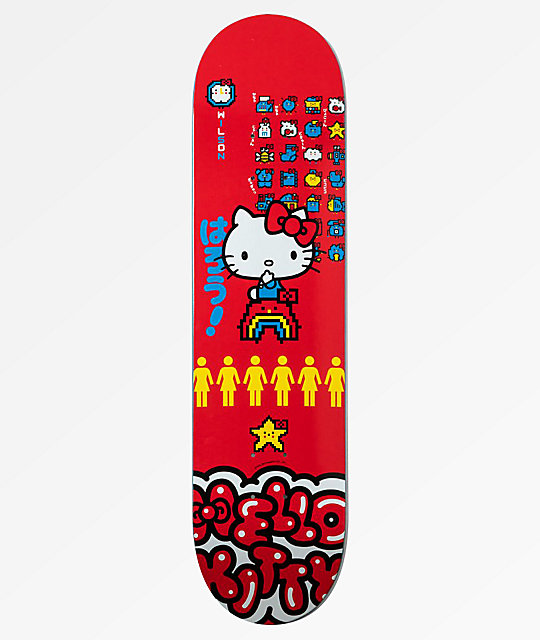 Girl x Hello Kitty 45th Anniversary Wilson 7.875