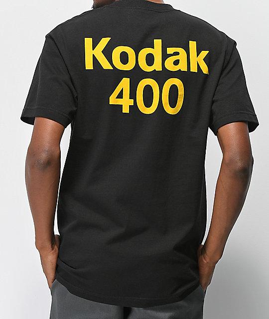 Girl x Kodak Gold 400 Black T-Shirt
