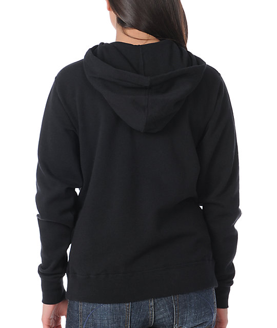 Glamour Kills Native Warfare Black Pullover Hoodie