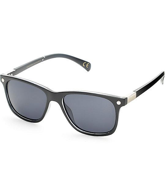 bc934bc6cb Glassy Biebel gafas de sol negras polarizadas   Zumiez