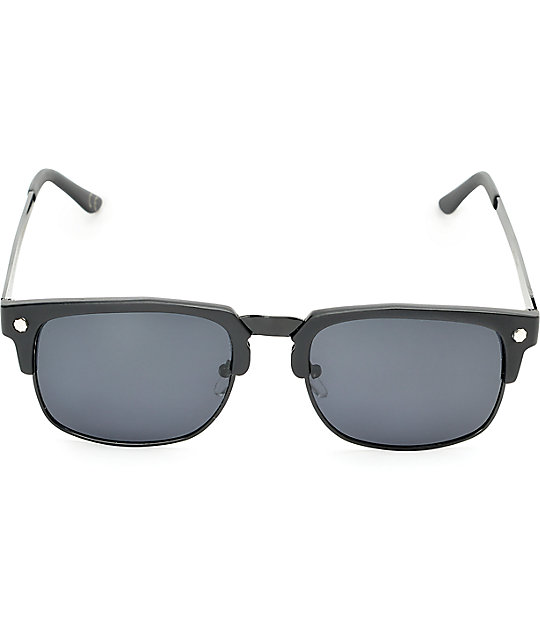 c6d79c66a14 ... Glassy P-Rod Matte Black Polarized Sunglasses