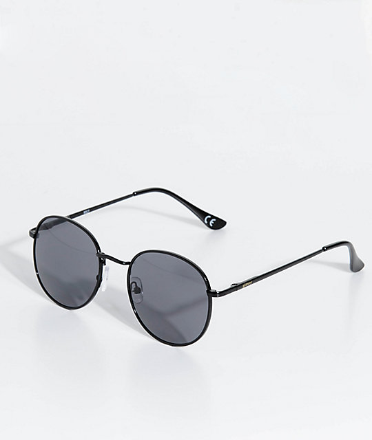 Glassy Sunhaters Ridley Black Sunglasses