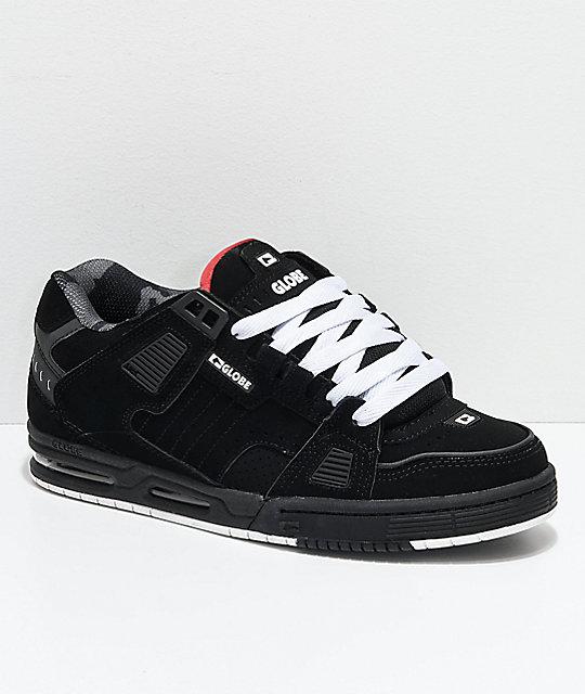 Globe Sneaker Sabre in schwarz