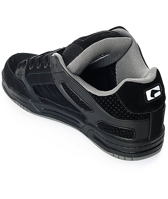 Globe Tilt Black & Grey Skate Shoes