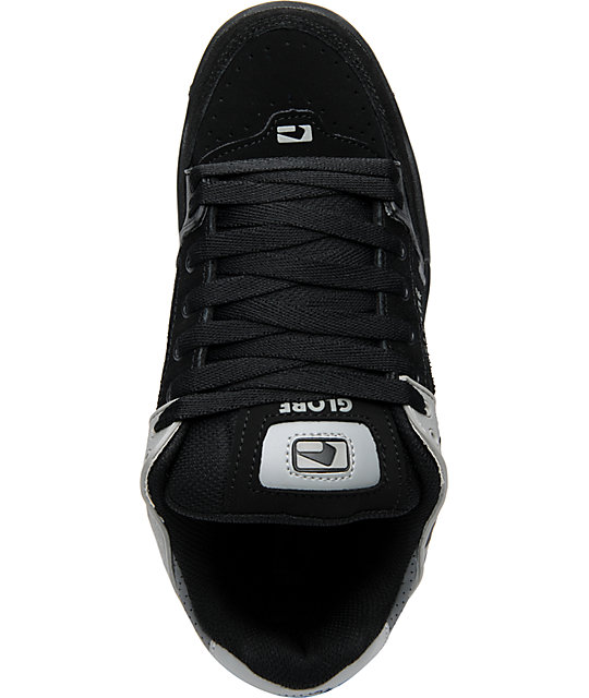Globe Tilt Black & Grey TPR Skate Shoes