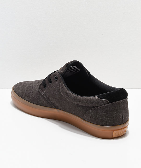 Globe Winslow Earth Canvas & Gum Skate Shoes