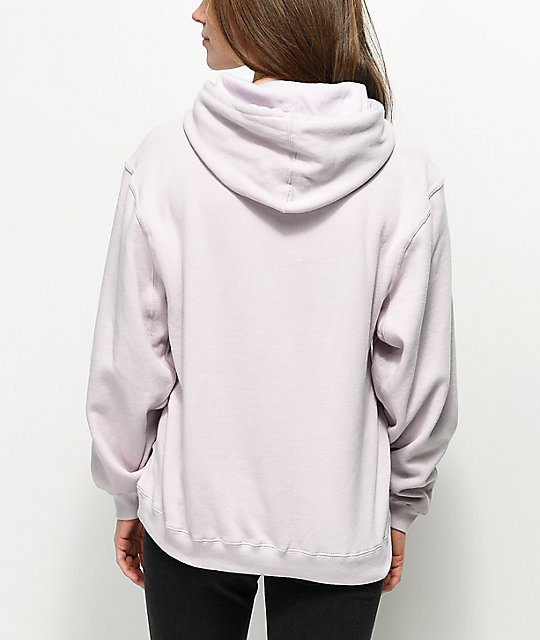 Gnarly Bouquet Lavender Hoodie