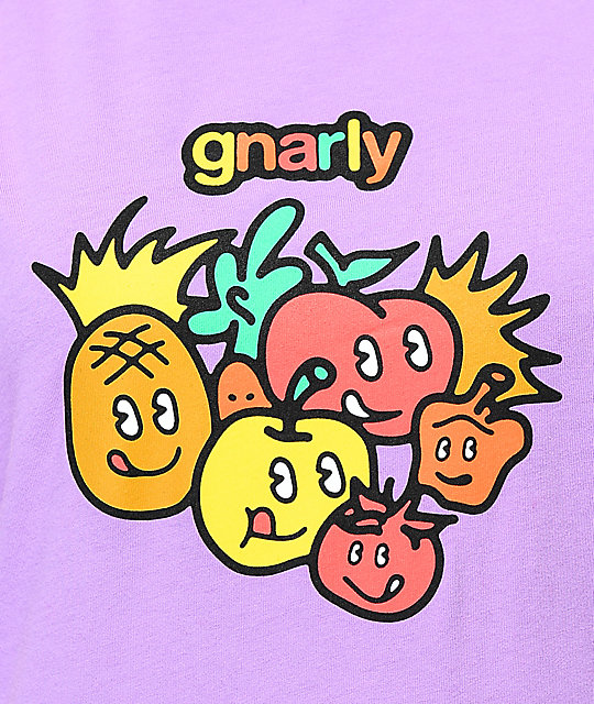 Gnarly Fruity Lavender T-Shirt