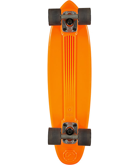 "Gold Coast Whizz 24""  Orange Cruiser Complete"