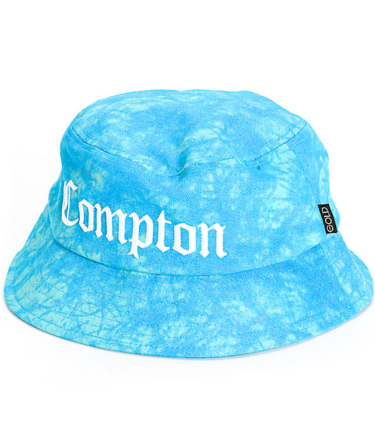 Gold Compton Bucket Hat  e19328bb0a7