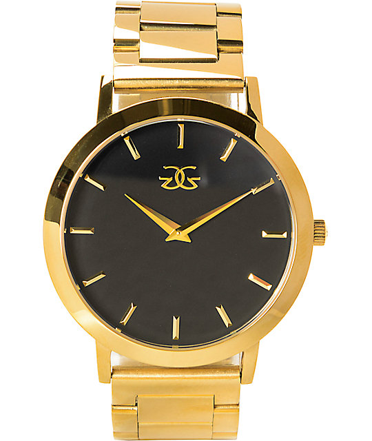 Gold Gods The Vigilate Gold Watch