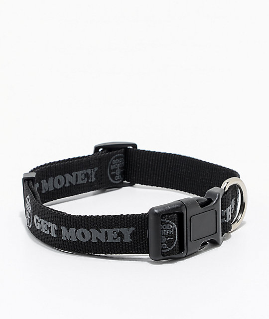 Good Worth & Co. Fuck Bitches Large Dog Collar