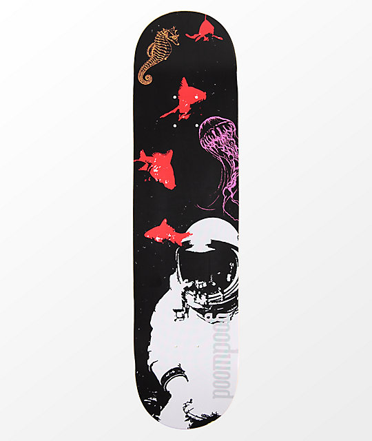 "Goodwood Gone Fishing 8.0"" Skateboard Deck"