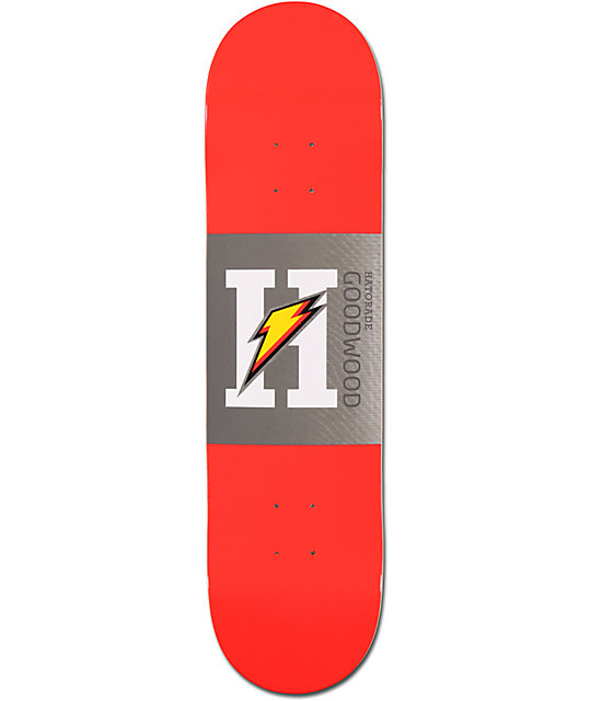 "Goodwood Hatorade 8.0""  Skateboard Deck"